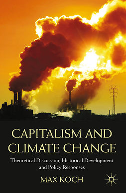 Koch, Max - Capitalism and Climate Change, ebook