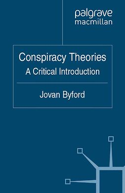 Byford, Jovan - Conspiracy Theories, e-kirja