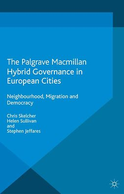 Jeffares, Stephen - Hybrid Governance in European Cities, ebook