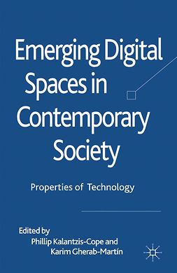 Gherab-Martín, Karim - Emerging Digital Spaces in Contemporary Society, ebook