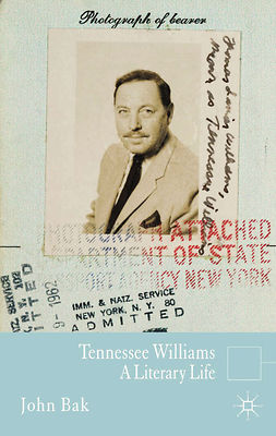 Bak, John S. - Tennessee Williams, e-bok