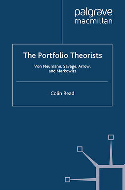 Read, Colin - The Portfolio Theorists, ebook