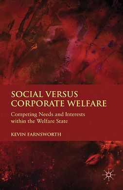 Farnsworth, Kevin - Social versus Corporate Welfare, ebook