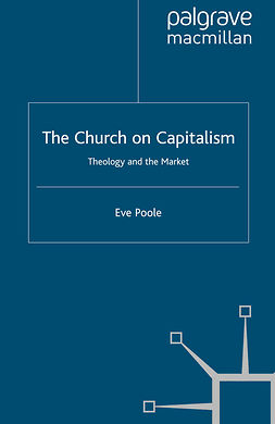 Poole, Eve - The Church on Capitalism, ebook