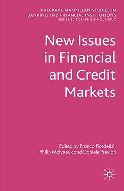 Fiordelisi, Franco - New Issues in Financial and Credit Markets, e-kirja