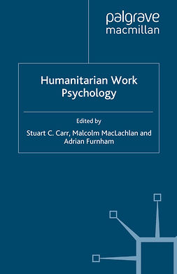 Carr, Stuart C. - Humanitarian Work Psychology, ebook