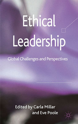 Millar, Carla - Ethical Leadership, ebook