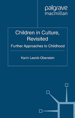 Lesnik-Oberstein, Karín - Children in Culture, Revisited, ebook