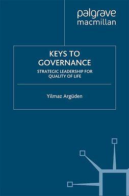 Argüden, Yılmaz - Keys to Governance, e-bok