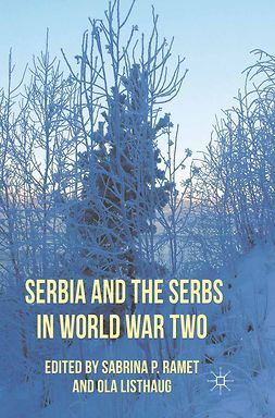 Listhaug, Ola - Serbia and the Serbs in World War Two, e-kirja