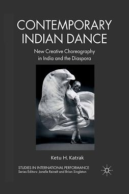 Katrak, Ketu H. - Contemporary Indian Dance, e-kirja