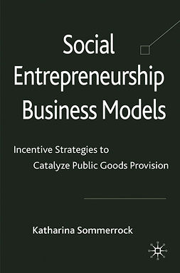 Sommerrock, Katharina - Social Entrepreneurship Business Models, ebook