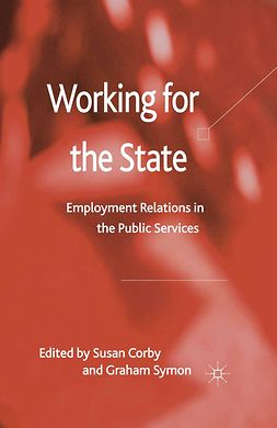 Corby, Susan - Working for the State, ebook