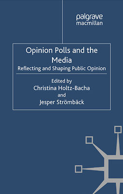 Holtz-Bacha, Christina - Opinion Polls and the Media, ebook