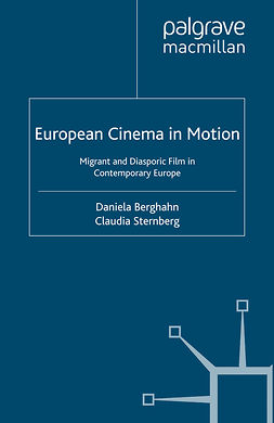 Berghahn, Daniela - European Cinema in Motion, e-bok