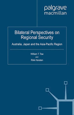 Kersten, Rikki - Bilateral Perspectives on Regional Security, ebook