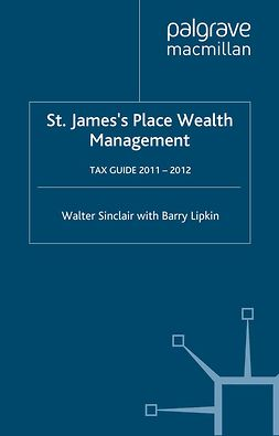 Lipkin, Barry - St. James's Place Wealth Management Tax Guide 2011–2012, ebook