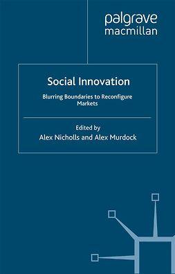 Murdock, Alex - Social Innovation, e-kirja