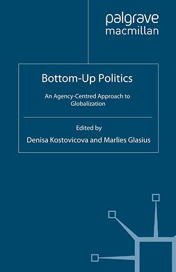 Glasius, Marlies - Bottom-Up Politics, e-bok