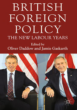 Daddow, Oliver - British Foreign Policy, e-bok