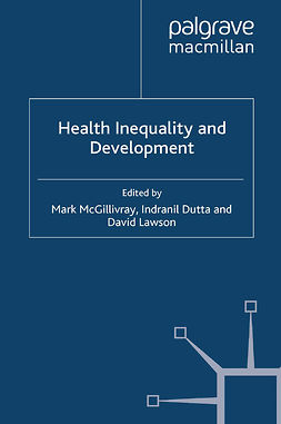 Dutta, Indranil - Health Inequality and Development, ebook