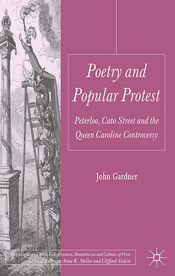Gardner, John - Poetry and Popular Protest, e-kirja