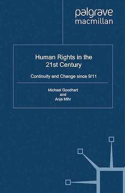 Goodhart, Michael - Human Rights in the 21st Century, e-kirja