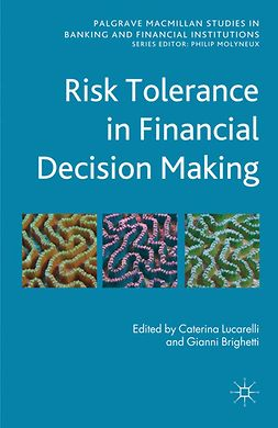 Brighetti, Gianni - Risk Tolerance in Financial Decision Making, ebook