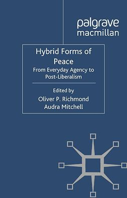 Mitchell, Audra - Hybrid Forms of Peace, ebook