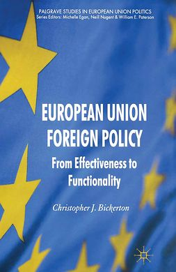 Bickerton, Christopher J. - European Union Foreign Policy, ebook