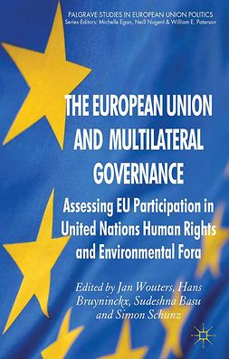Basu, Sudeshna - The European Union and Multilateral Governance, ebook