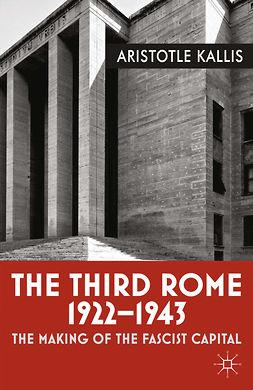 Kallis, Aristotle - The Third Rome, 1922–1943, ebook