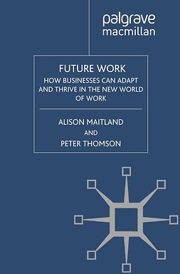 Maitland, Alison - Future Work, ebook