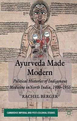 Berger, Rachel - Ayurveda Made Modern, ebook