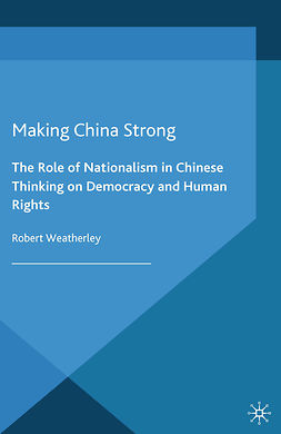 Weatherley, Robert - Making China Strong, ebook