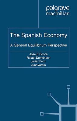 Boscá, José E. - The Spanish Economy, ebook