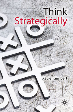 Gimbert, Xavier - Think Strategically, ebook