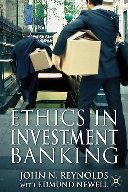 Newell, Edmund - Ethics in Investment Banking, ebook