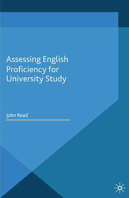 Read, John - Assessing English Proficiency for University Study, ebook