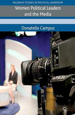 Campus, Donatella - Women Political Leaders and the Media, e-kirja