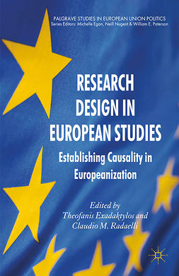 Exadaktylos, Theofanis - Research Design in European Studies, e-bok
