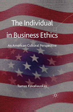 Kavaliauskas, Tomas - The Individual in Business Ethics, ebook