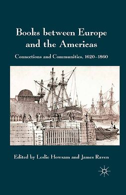 Howsam, Leslie - Books between Europe and the Americas, e-kirja