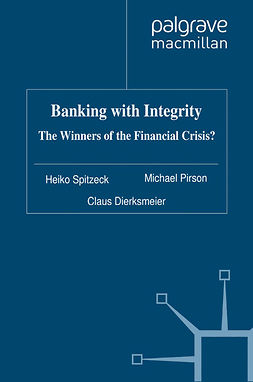 Dierksmeier, Claus - Banking with Integrity, e-bok