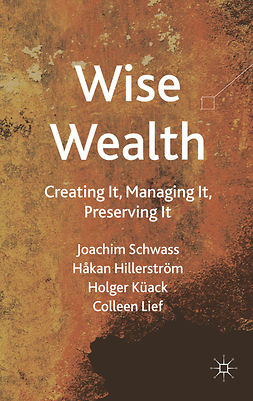 Hillerström, Håkan - Wise Wealth, ebook