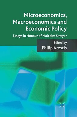 Arestis, Philip - Microeconomics, Macroeconomics and Economic Policy, ebook