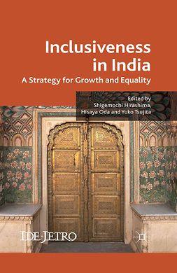 Hirashima, Shigemochi - Inclusiveness in India, e-bok