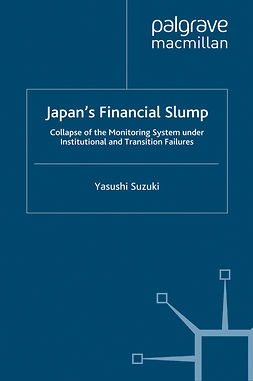 Suzuki, Yasushi - Japan's Financial Slump, e-bok