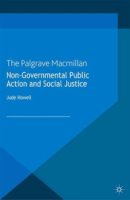 Howell, Jude - Non-Governmental Public Action and Social Justice, ebook