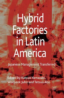 Abo, Tetsuo - Hybrid Factories in Latin America, ebook